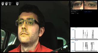 Driver's Fatigue Detection