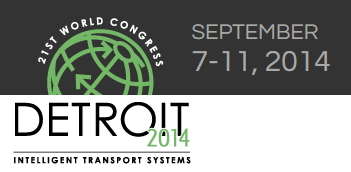 ITS World Congress - Detroit